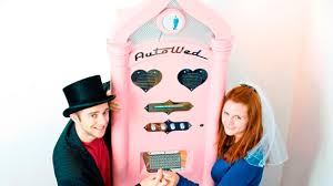 Autowed Vending Machine Gorgeous AutoWed Wedding Vending Machine Rickshaw Challenge