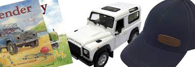 land rover themed gifts