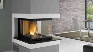 chazelle double sided fireplaces