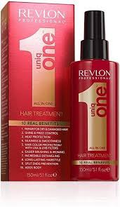 Check spelling or type a new query. Revlon Uniq One All In One Hair Treatment Mk Beauty Club