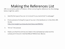 Reference Resume Examples Professional Reference List Template Inspirational References In