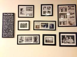 family frames for wall