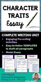 best character traits list ideas list of traits  character traits essay here s a character analysis essay made easy and ready to use