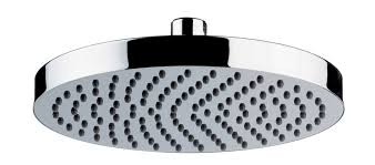 contemporary shower heads. Contemporary Shower Head With Easy Clean Nozzles Heads