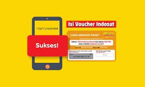 Pulsa dan kuota gratis kode voucher smartfren 4 out of 5 based on 31 ratings. Cara Memasukan Kode Voucher Indosat 2021 Blog Pulsa Seluler