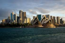 Time in sydney