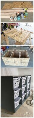 Bauen Sie Eine Einfache Wäschekorb Kommode Halten Sie Ihre