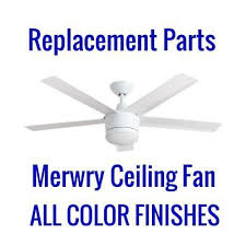 home decorators merwry 52 in led ceiling fan all colors replacement parts