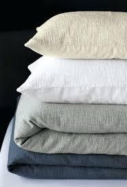 blue king duvet cover supima cotton bed sheets white bedding set