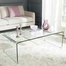 Cb2 Round Coffee Table Contemporary Rectangle Transparent Chrome Glass Cb2 Coffee Table