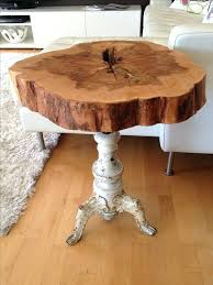 live edge end table best garden side tables images on live edge round end table live