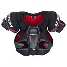 Youth Hockey Shoulder Pads Size Chart Ccm Jetspeed Ft370 Le Junior Hockey Shoulder Pads
