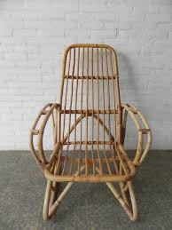bamboo rattan chairs. Vintage Bamboo And Rattan Rocking Chair 3. Previous Chairs