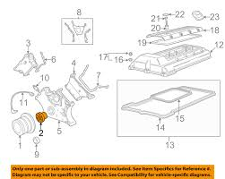 bmw oem 97 03 540i 4 4l v8 engine harmonic balancer 11231736532