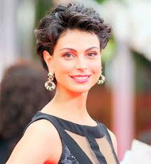 short hairstyles for naturally curly hair hair style and color