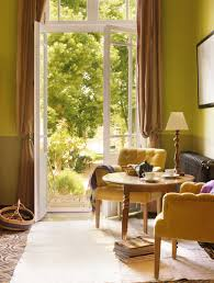 rincón salón en verde oliva verde en tono oliva