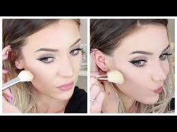 contouring and highlighting for pale skin updated stephanie lange