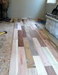 installing pallet flooring guide