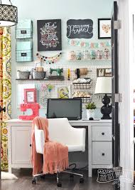 craft room home office design. a colorful boho craft room home office with tons of great diy decor and organization ideas design