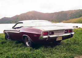 Dodge Challenger 1974 review, specs, interior and Rallye 360