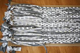 ... Make Your Own Woven Rag Rug abeautifulmess.com