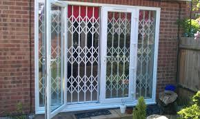 security gate for sliding glass doors door