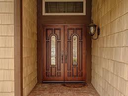 jeld wen front doorsAFTER JeldWen Classic Collection Model A225 Double Entry Doors