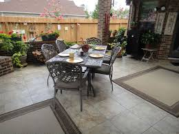 outside patio designs 29 best patio floors images on pinterest
