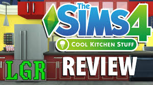 Cool Kitchen Lgr The Sims 4 Cool Kitchen Stuff Review Youtube