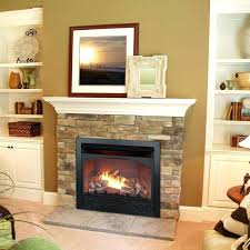gas stone fireplace vent free gas fireplace propane natural gas logs mountain view fireplaces stone gas gas stone fireplace