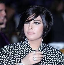 تسريحات شعر قصير على طريقة شمس الكويتية مجلة الجميلة