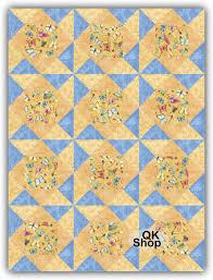 Butterfly Sunrise Pre-Cut Quilt Kit Blocks - Quilt Kit Shop & Butterfly Sunrise Pre-Cut Quilt Kit Blocks Adamdwight.com