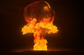 It blasted a crater some 2,000 metres in diameter and 76 metres deep. Scientific Disaster Castle Bravo Explosion The Connectere