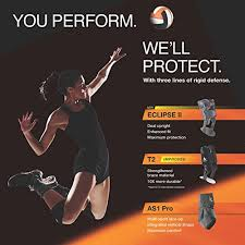 Active Ankle T2 Ankle Brace Rigid Ankle Stabilizer For