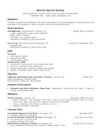 Some Samples Of Resume Samples Of Resumes Australia Resume Format In Sample Resume Format