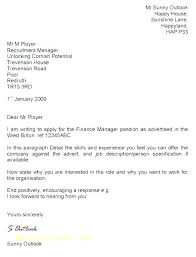 Sample Speculative Cover Letters Best Cover Letter Samples For Job Application Pdf Good Example