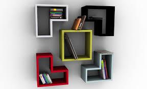 Modern Bookshelf Design Plans