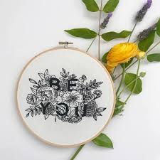 Hand Embroidery Patterns Custom Everything You Need To Know About Hand Embroidery