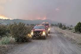 Oregon's Bootleg Fire burns more than ...