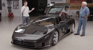 The eb110 super sport made 604 horsepower, could sprint to 60 in just over 3 seconds, and charge on to 221 mph. Bare Carbon Bugatti Eb 110 Ss Is A True Unicorn Carscoops