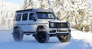 376 658 просмотров 376 тыс. 2022 Mercedes G Class 4x4 Squared Caught Testing And Sliding In The Snow Carscoops