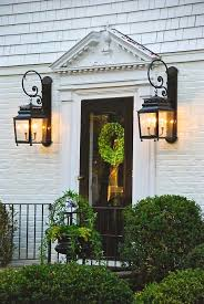 front door lightFront Door Lighting Tips  KristyWickscom