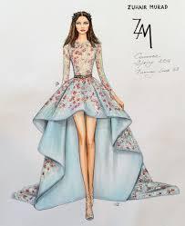 супер пупер девушка в платье модные иллюстрации модные эскизы
