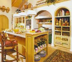 Spanish Style Kitchen Decor Bar Storage Furniture Ideas Home Design And Decor
