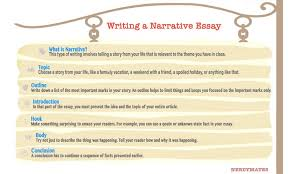 narrative essay outline example rubric nuvolexa  best tips on how to write a narrative essay nerdymates com prompts infogr naritive essay essay