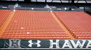 Aloha Stadium Seating Chart Virtual Aloha Stadium
