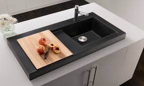 Blanco Kitchen Sinks Care The Continuous And Edgeless For The Blanco Undermount Kitchen Sink