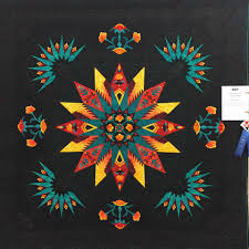 The first place winner in the Quilt... - Indiana Heritage Quilt ... & No automatic alt text available. Adamdwight.com