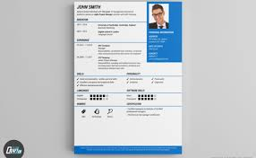 Create A Resume Online For Free And Download Resume Template
