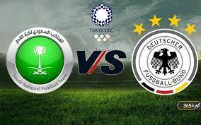 موعد مباراة السعودية وألمانيا القادمة في أولمبياد طوكيو والقنوات الناقلة